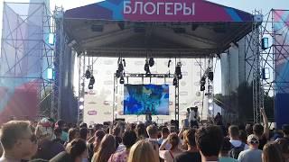 BIG RUSSIAN BOSS Рокстар VK Fest 2018