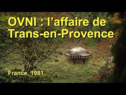2- Rencontre du 2 ème type à Trans-en-Provence (Var)