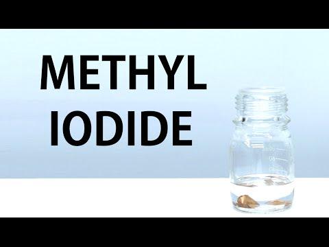 Making Methyl Iodide (Red Phosphorus and Iodine Method)