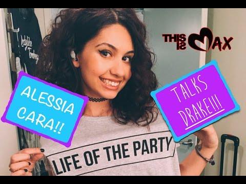 Alessia Cara talks Drake, Diplo, Taylor Swift and partying!!