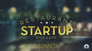 Before And After Urdaneta | Restaurant Startup