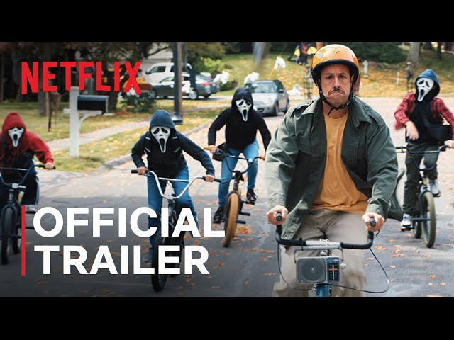 Hubie Halloween | Official Trailer | Netflix
