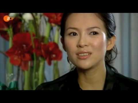 Ziyi Zhang on Forever Enthralled, Acting Career 12