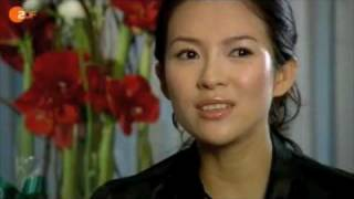 Ziyi Zhang on Forever Enthralled, Acting Career 1/2