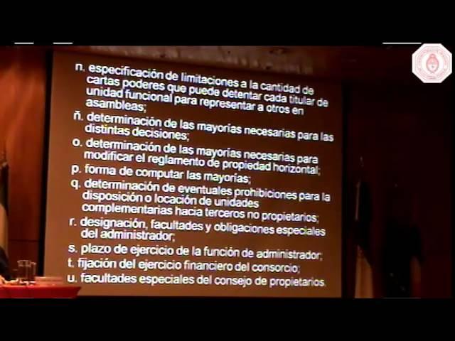 Actualización Código Civil y Comercial - Clase 17, Módulo III