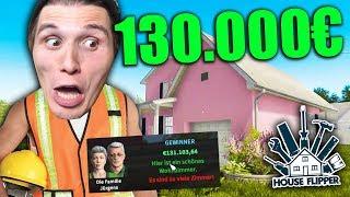 Diese ALTEN Leute kaufen mein PINKES HAUS für 130.000€ ☆ House Flipper