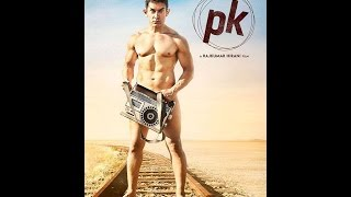 "PK (PEEKAY) songs - ""Sharabi"" (Officail) ft. Aamir khan (2014)"