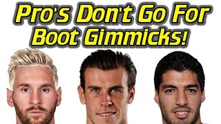 Are Adidas Boots Too Gimmicky? - Messi, Bale, Suarez and More Think So!
