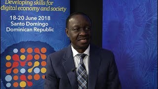 ITU INTERVIEWS @ CBS-2018: Patrick Masambu, Director-General, ITSO thumbnail