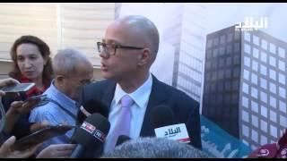 تيجاني حسان هدام / المدير العام للصندوق الوطني للتأمينات الاجتماعية للعمال الأجراء -elbiladtv --