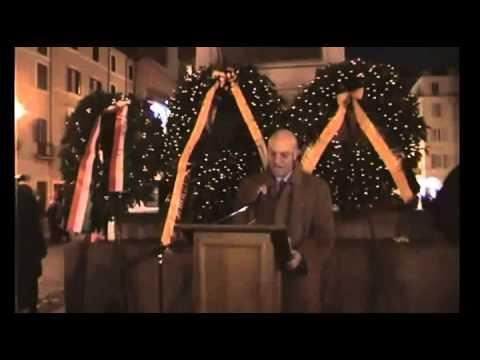 17 febbraio 2013, Campo dei Fiori - Altri interveti e chiusura. - YouTube