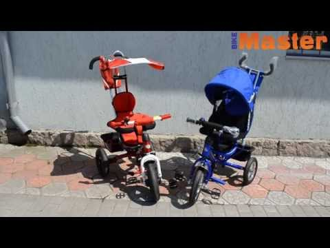Lexus Trike (Ardis). Обзор детского трехколесного велосипеда