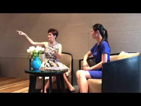 Alisa's Interview with Khun Nok Ready to Fly