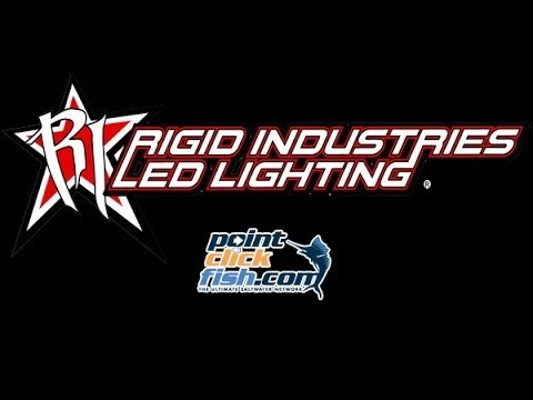 Marine LED Lighting with Rigid Industries - PCF Radio Show -