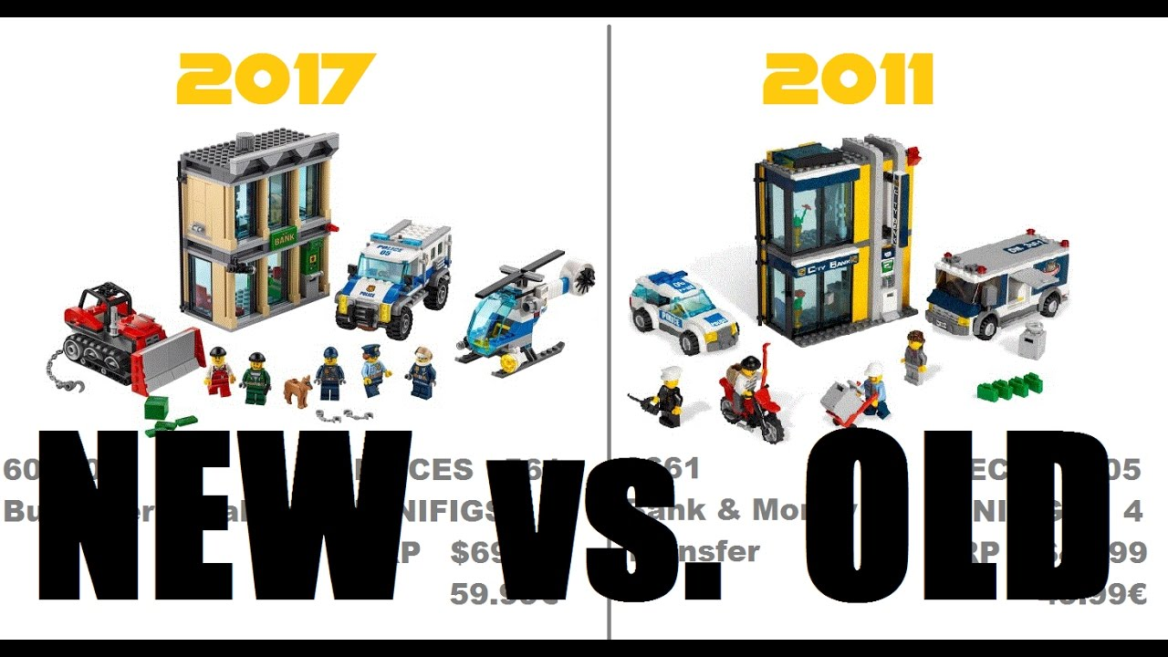 lego city winter 2017 sets comparison youtube. Black Bedroom Furniture Sets. Home Design Ideas