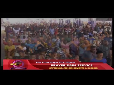 MFM Prayer Rain Nov 24, 2017