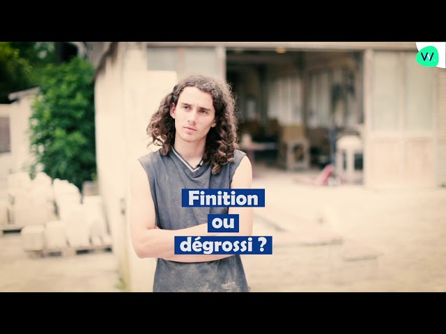 thumbnail video Loris - Apprenti tailleur de pierre