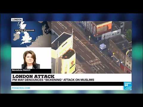 """London Finsbury Park Attack: 1 man detained, allegedly shouting """"I want to kill all Muslims"""""""