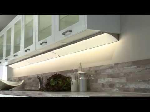 Nobilia Küchen Beleuchtung - Youtube