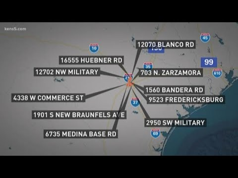 SAPD finds 14 credit card skimmers at 10 San Antonio locations in September
