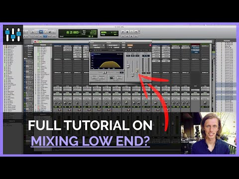 How to Mix Low End (MaxxBass, H-EQ, NLS)