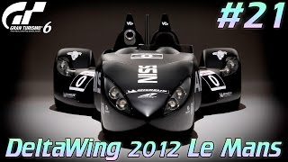 Nissan DeltaWing 2012 Videos