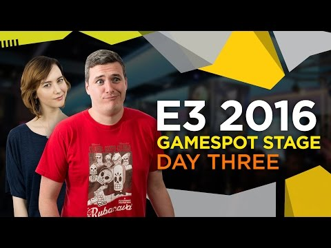 GameSpot Stage E3 2016 - Day 3