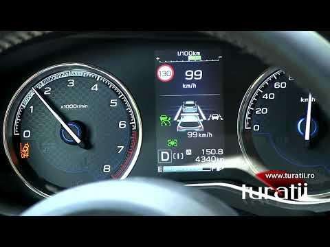 Subaru Forester 2.0l Hybrid e-Boxer CVT AWD video 4 of 5