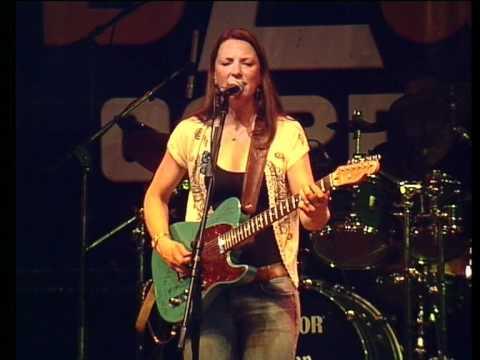 Susan Tedeschi @ Moulin Blues Ospel 2006