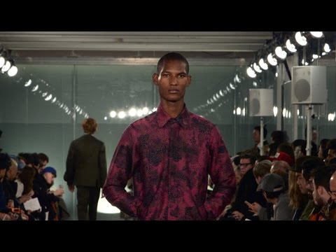Casely-Hayford AW16 at London Collections Men