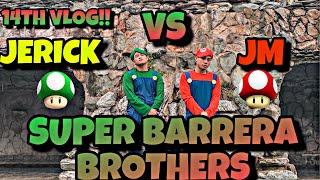 Video 14TH VLOG!! SUPER BARRERA BROTHERS!! (JERICK VS JM) download MP3, 3GP, MP4, WEBM, AVI, FLV September 2019