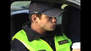 Acting traffic police officer - by Team Garsho/Negarsho - Must see!