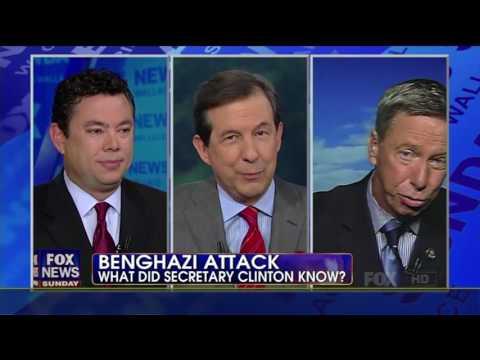 Rep. Chaffetz Discusses the Benghazi Investigation on Fox News Sunday