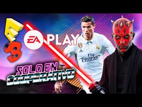 Solo en Coop E3 en Directo: EA PLAY #E3Coop   Conferencia Electronic Arts E3 2017