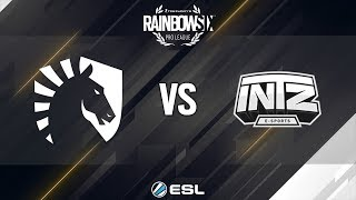 Rainbow Six Pro League - Season 9 - LATAM - Team Liquid vs. INTZ e-Sports - Week 2