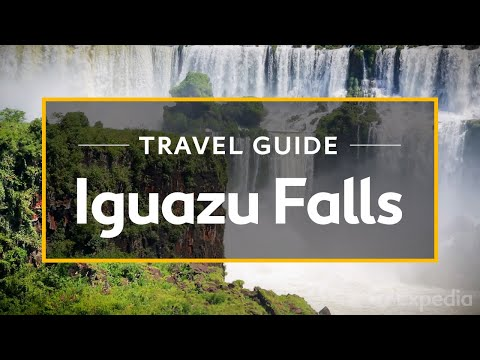 Iguazu Falls Vacation Travel Guide | Expedia