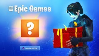 YOU CAN GET THIS FREE GIFT IN FORTNITE!