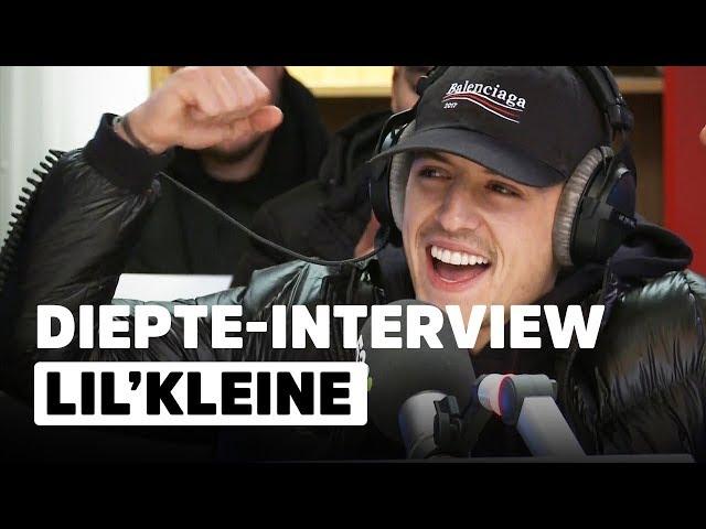 "Lil' Kleine: ""Ik pak 60K per maand en zet er 30 opzij."" | Lil' Kleine bij Daniël Lippens"