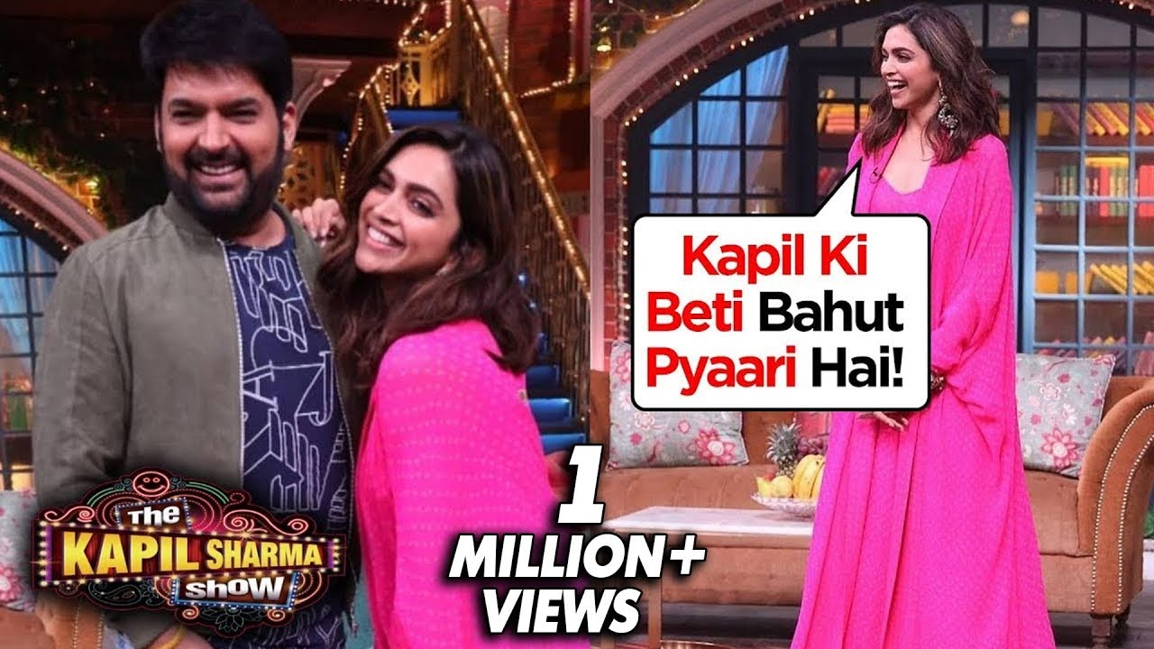 Deepika Padukone FIRST REACTION On Kapil Sharma's Baby ...