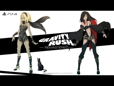 Обзор Gravity Rush Remastered для PS4