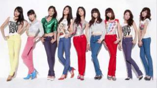 Bad Oppa - Girls Generation