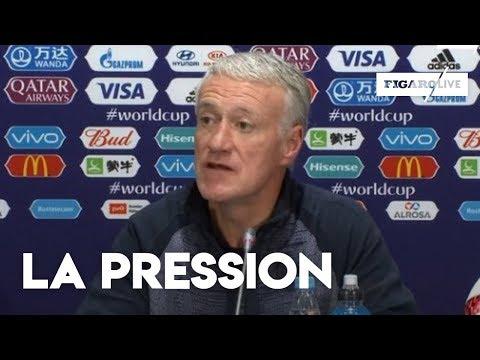 Coupe du monde: la pression monte avant la finale!