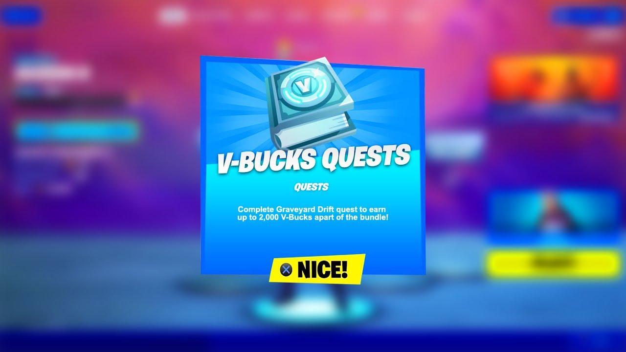 Download *NEW* V-BUCK CHALLENGES IN FORTNITE! (Free V-Bucks)