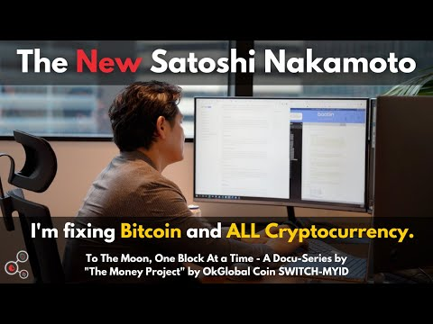The NEW Satoshi Nakamoto | To The Moon, One Block At A Time: Episode 1 - The First Block