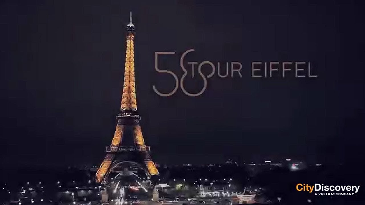 paris eiffel tower restaurant 58 tour eiffel youtube. Black Bedroom Furniture Sets. Home Design Ideas