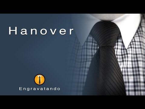 Tutorial de Gravata | Nó Hanover