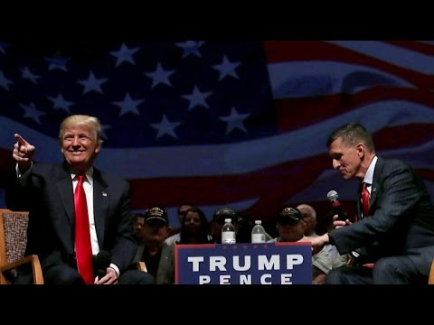 """5/18: Report: Trump told Flynn to """"stay strong"""", Washington Post: House majority leader said in 2…"""