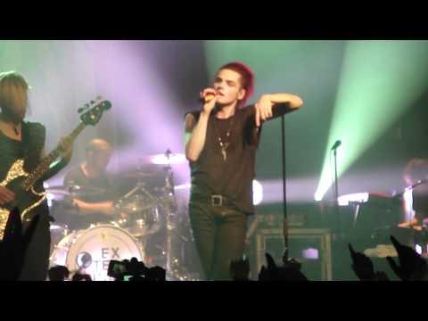 My Chemical Romance - Sleep live @ Melkweg 30-10-2010