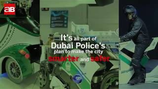 Dubai Police unveil flying, autonomous technologies at Gitex 2017