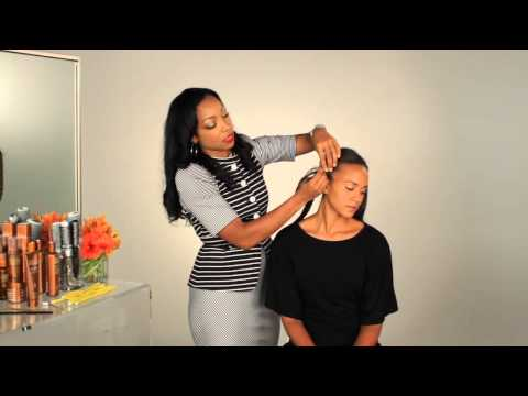 How To Make African American Relaxed Hair To Look Naturally Curly